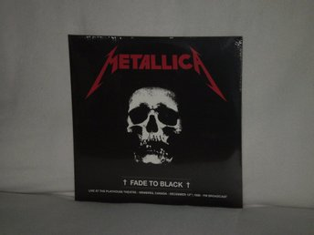 Metallica  -  Fade to Black       2 LP       180G HEAVYWEIGHT -NY