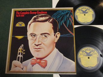 The Complete Benny Goodman Vol. VI 1938