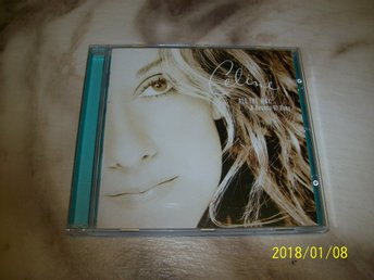 Celine Dion - All the way (CD)