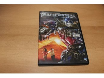 DVD-film: Transformers - De besegrades hämnd (Shia LaBeouf, Megan Fox)