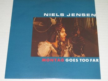 "Niels Jensen (2) - Montag Goes Too Far (7"")"