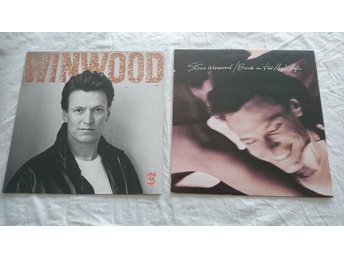 Steve Winwood - Paket 2 LP