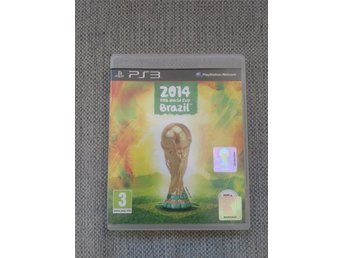 PS3 2014 Fifa World Cup Brazil