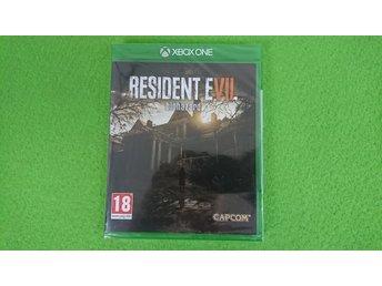 Javascript är inaktiverat. - Västerhaninge - Resident Evil VII till Xbox OneSkick enligt bild och beskrivning. Fungerar på din svenska/europeiska konsol.Engelsk text/språk i spelet.Vid köp av fler varor med fraktkostnad betalar du endast högsta enskilda frakten, resten bjuder ja - Västerhaninge