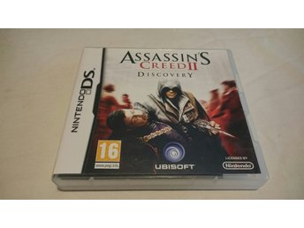 DS / Assassin's Creed 2 Discovery (M)