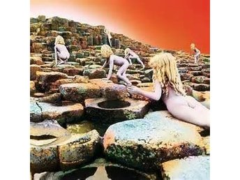 LED ZEPPELIN - HOUSES OF THE HOLY. NEW LP.