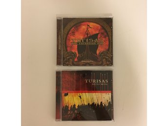 Turisas - The Varangian Way & Battle Metal CD (Black metal, Amorphis, Mayhem)