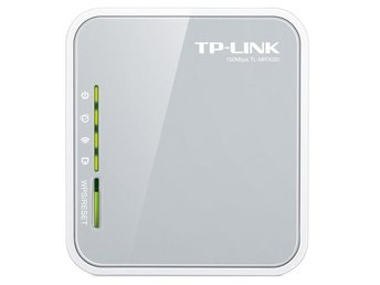 TP-Link Portable 3G/4G Wireless N Router v3