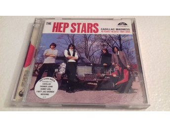 HEP STARS - CADILLAC MADNESS - 2CD-Album - 40 Years - 40 Hits - 1964-2004