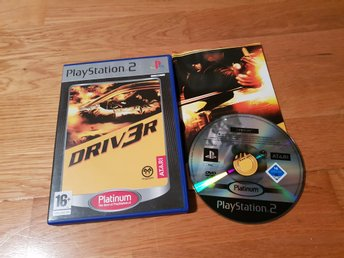DRIVER 3 PS2 BEG