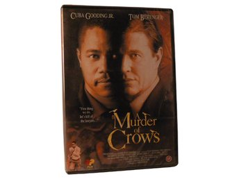 A Murder of Crows (DVD) Thriller med Tom Berenger