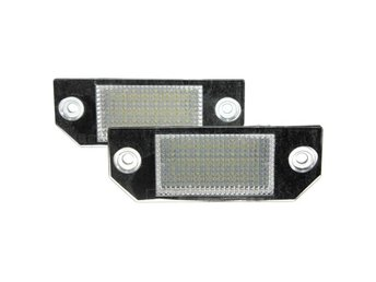 2x 24LEDs License Number Plate Light Lamps for Ford Focus...