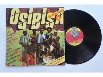 ** Osibisa ‎– Live At The Marquee **