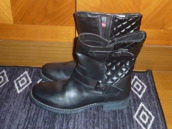 Nya svarta skor boots i storlek 40 , Tamaris , vintersko