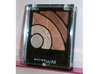 MAYBELLINE New York LUMIEYES Open Eye Look Ögonskugga BROWNS