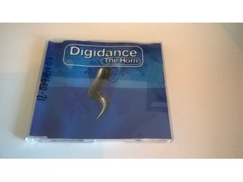 Digidance - The Horn, CD