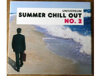 CD - Summer Chill Out 2 - Candide Evolver Hirasawa Holmström
