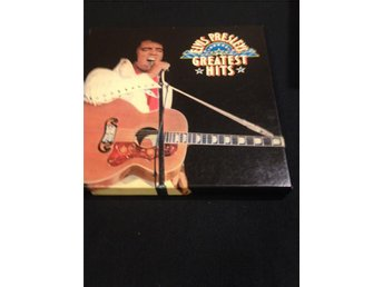"Elvis samlingsalbum ""Elvis' Greatest Hits"""