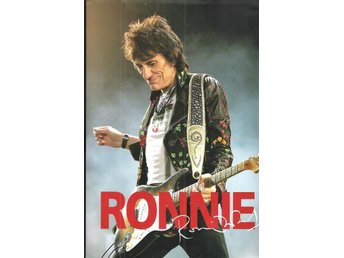 **  RONNIE WOOD  : RONNIE **