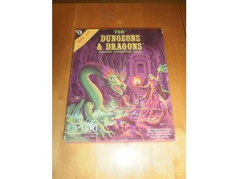 Dungeons & Dragons 1981, TSR