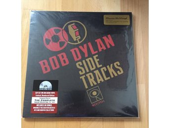 Bob Dylan Side tracks 3 LP RSD sealed