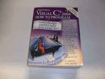 Visual C 2008 - How to program