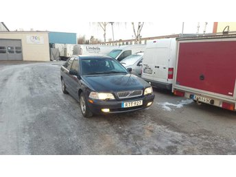Volvo S40 1.8 -01 nybes t.o.m 20171231