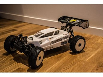 HB Racing Ve8 1/8 Off Road Competition Electric Buggy (radiostyrd bil)