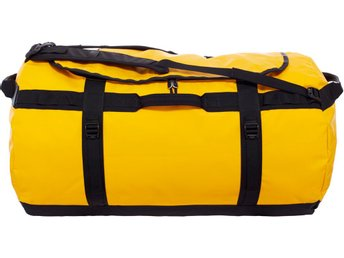 THE NORTH FACE BASE CAMP DUFFEL XXL /  150 liter gul  Rek butikspris: 1599 kr