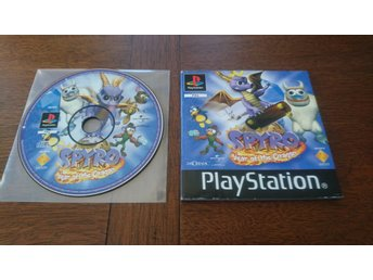 Spyro: Year of the dragon -  PS1 - Playstation  - endast skiva och manual
