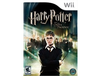 Harry Potter And The Order Of The Phoenix - Wii spel
