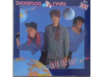Thompson Twins title*  Into The Gap* Synth-pop LP Spain