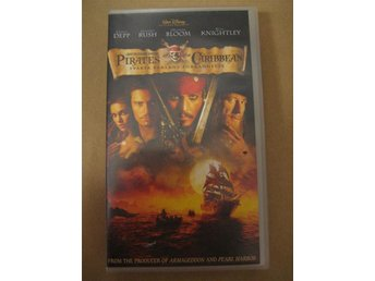 VHS - Pirates of the Caribbean