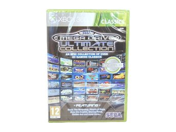 Sega Mega Drive Ultimate Collection (Classics NYTT)