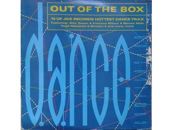 Various title*  Out Of The Box* Funk,Soul -Contempory R&B Comp. LP UK