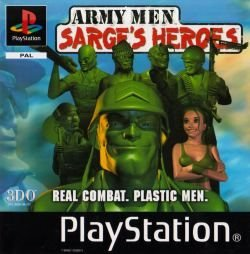 PS1 - Army Men: Sarges Heroes (Beg)
