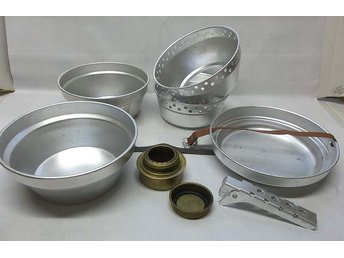 All Weather Alcohol Cookset
