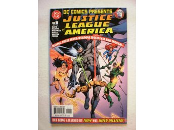 US DC - DC Comics Presents: Justice League of America (1994) - Oneshot in NM