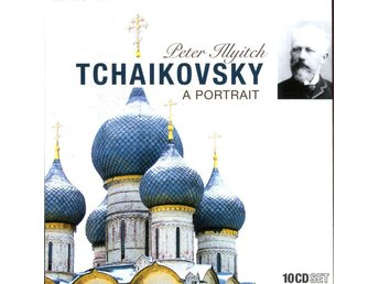 Peter Illyitch Tchaikovsky* - A Portrait (10xCD, Comp, Mono + Box)