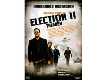 election 2 triaden Thriller från 2006 av Johnny To dvd film