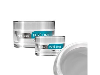 Silcare - Pure Line - Builder - Clear - 15 gram