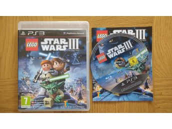 PlayStation 3/PS3: LEGO Star Wars III 3