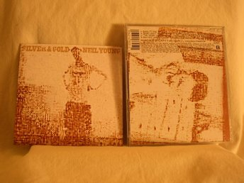 Neil Young      -   Silver & gold                         CD