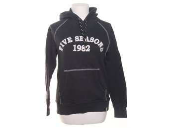 Five Seasons, Pullover, Strl: 158/164, Svart/Vit