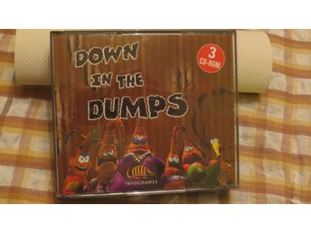 Down in the Dumps. 3 diskar pc-spel