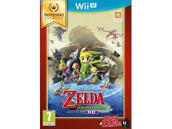 The Legend of Zelda The Wind Waker HD Nintendo Selects