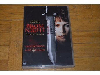 Prom Night Collection 1-4 - DVD Box 4-Disc 4 Filmer