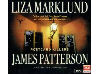 Liza Marklund & Patterson - Postcard killers (1 mp3)