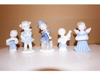 22 Små fina barnfiguriner - Kumla - 22 Små fina barnfiguriner - Kumla