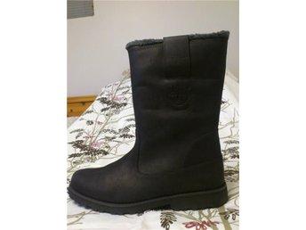 Timberland Junior s Pull-on boots - Brastad - Timberland Junior s Pull-on boots - Brastad